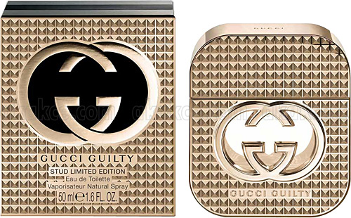 Gucci Guilty Stud W EDT 50ml - limitovaná edice