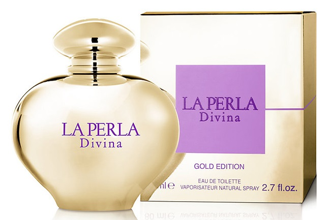 La Perla Divina Gold Edition W EDT 80ml
