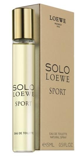 Loewe Solo Loewe Sport M EDT 15ml