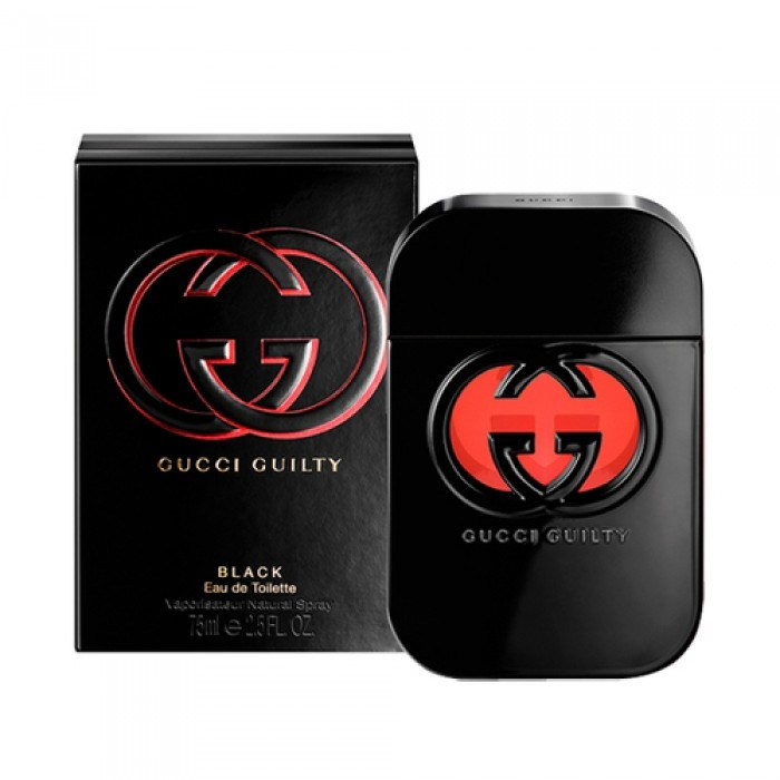 Gucci Guilty Black W EDT 50ml