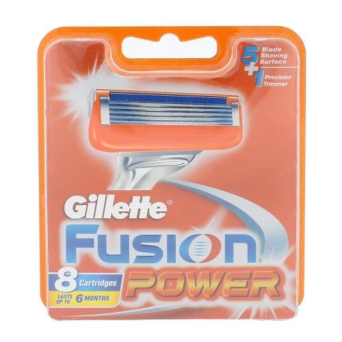 Gillette Fusion Power 8ks M