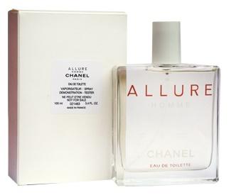 Chanel Allure Homme 50ml M EDT tester