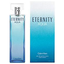Calvin Klein Eternity Aqua W EDP 50ml