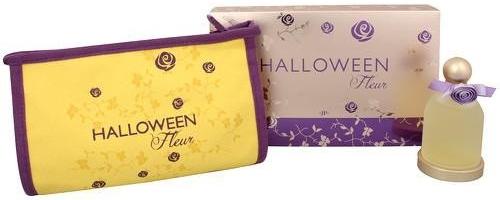 JESUS DEL POZO Halloween Fleur Dárková sada dámská toaletní voda 100 ml + kosmetická taška