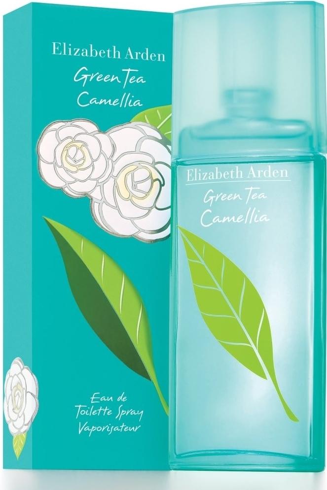 Elizabeth Arden Green Tea Camellia Toaletní voda 100ml W