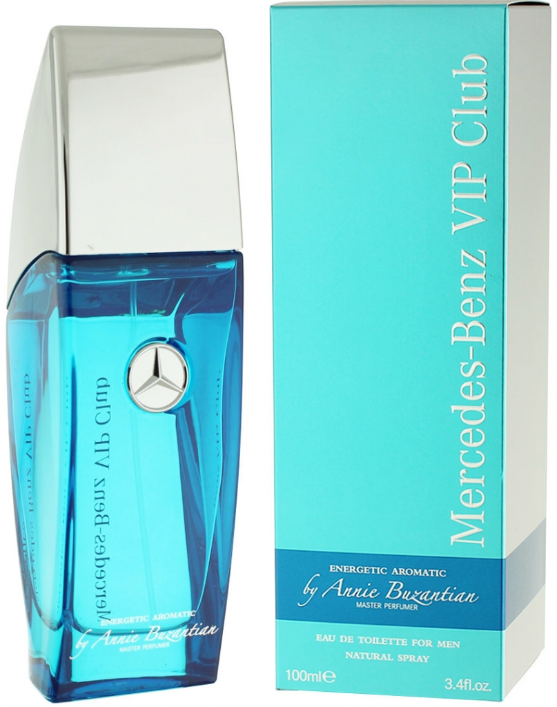 Mercedes-Benz VIP Club Energetic Aromatic EDT M100