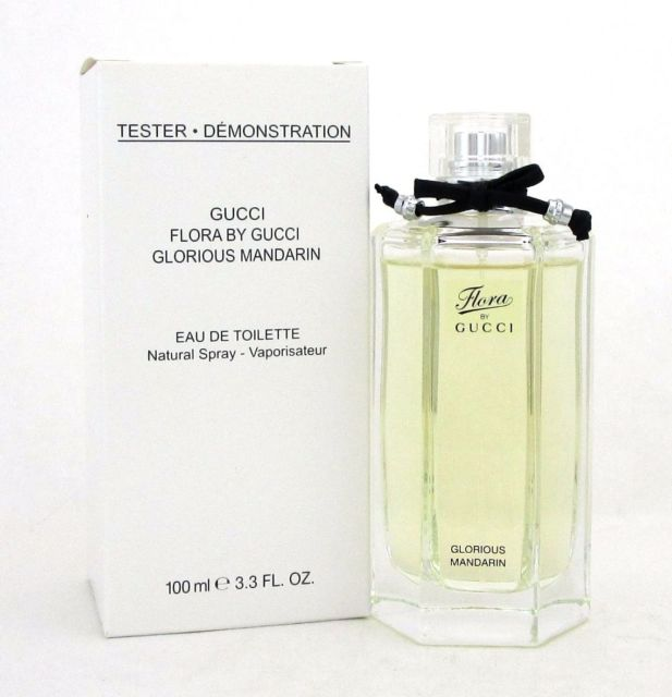 Gucci Flora By Gucci Glorious Mandarin W EDT 100ml TESTER