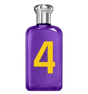 Ralph Lauren Big Pony 4 for Women Purple W EDT 100ml TESTER