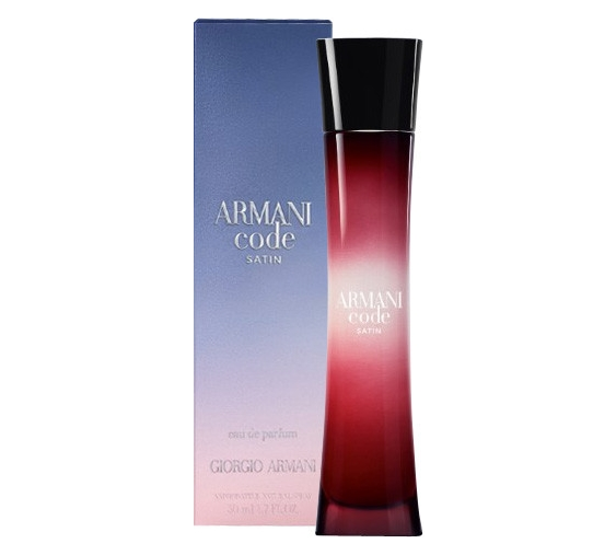 Giorgio Armani Code Satin W EDP 75ml