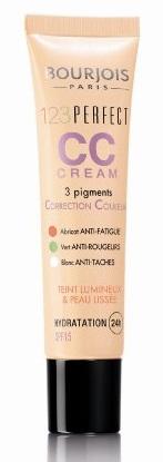 Bourjois Paris 123 Perfect CC Cream 30ml - 31 Ivory