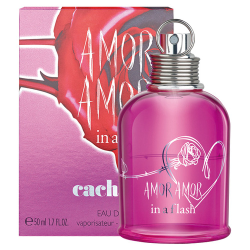 Cacharel Amor Amor In a Flash