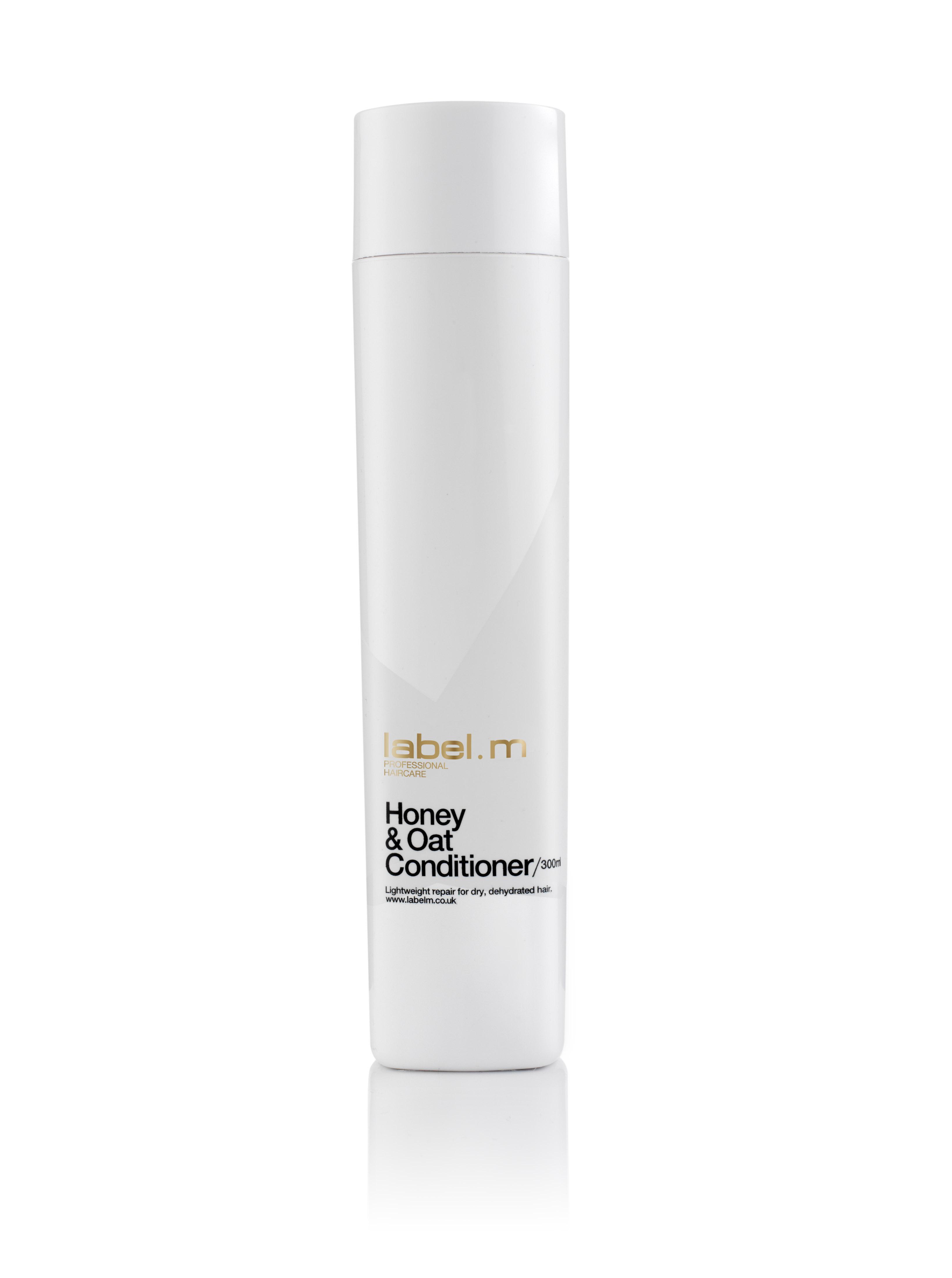 Honey & Oat Conditioner 300ml/kondicionér na bázi medu a ovsa pro suché dehydrované vlasy