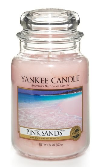 Yankee Candle Classic 623g Pink Sands