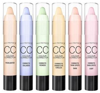 Max Factor CC Colour Corrector
