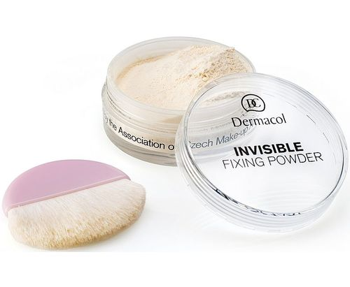 Dermacol Invisible Fixing Powder 13g - Natural