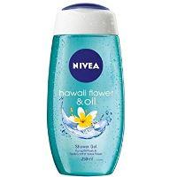 Nivea Hawaii Flower & Oil Shower Gel W 250ml