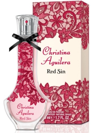 Christina Aguilera Red Sin W EDP 100ml