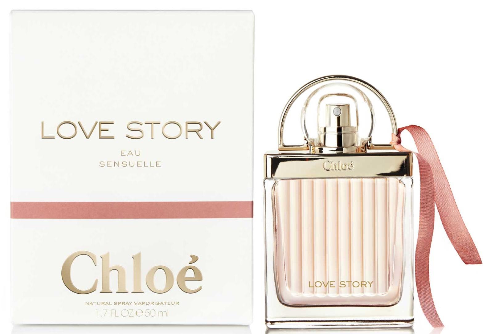 Chloé Love Story Eau Sensuelle W EDP 50ml