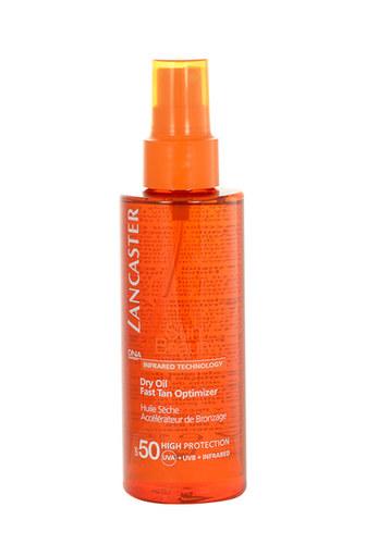 Lancaster Sun Beauty Dry Oil Fast Tan Optimizer SPF50 150ml