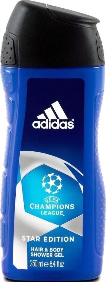Adidas UEFA Champions League Star Edition Sprchový gel 250ml M