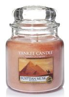 Yankee Candle Egyptian musk 411g