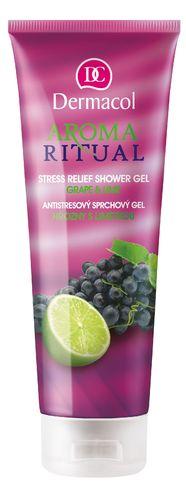 Dermacol Aroma Ritual Shower Gel Grape&Lime 250ml W