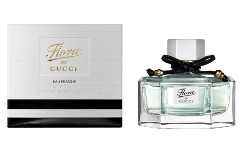 Gucci By Flora Eau Fraiche W EDT 75ml