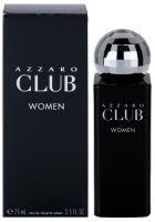 Azzaro Club Women W EDT 75ml