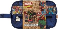 Marvel Comics Hero Wash Bag Set