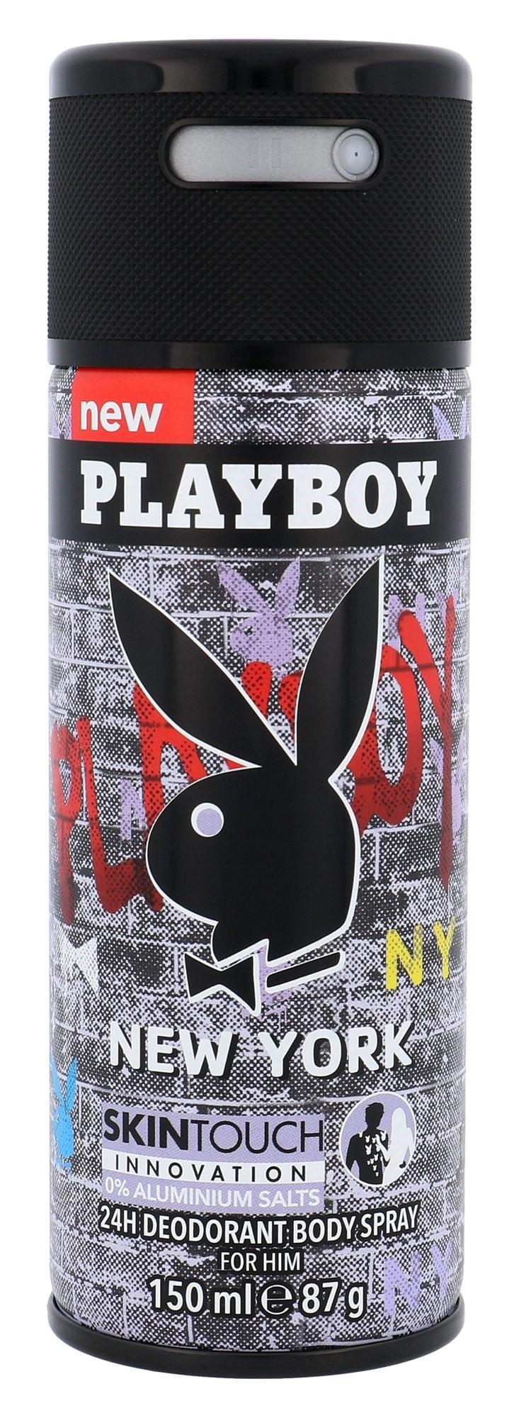 Playboy New York M Deo Spray 150ml