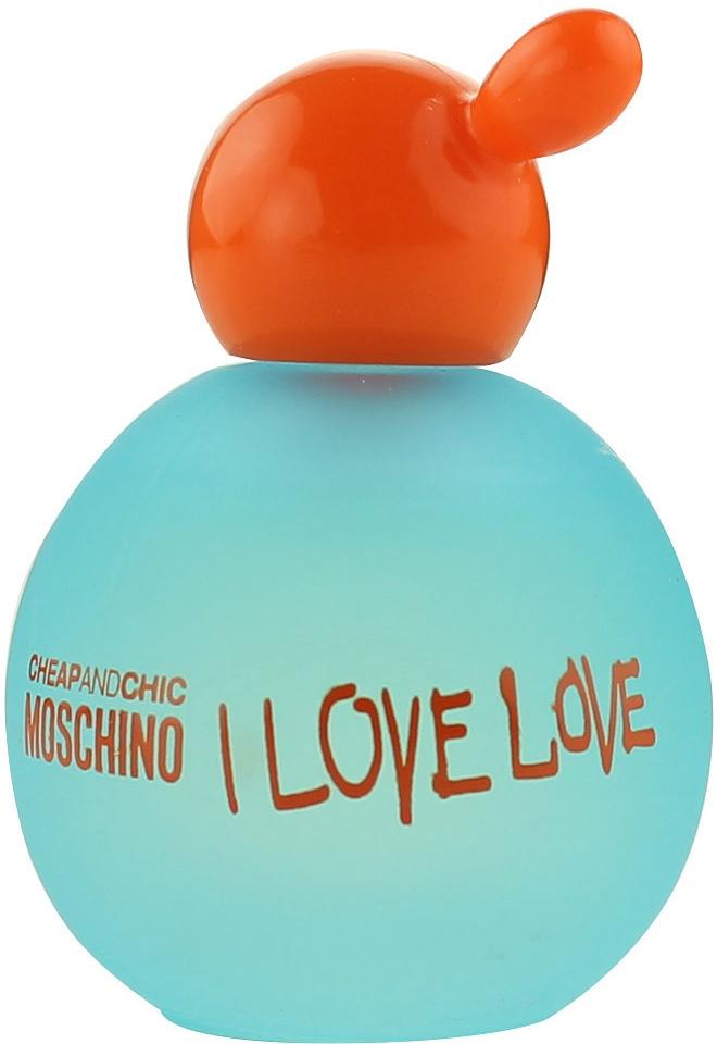 Moschino Cheap & Chic I Love Love W EDT 4,9ml