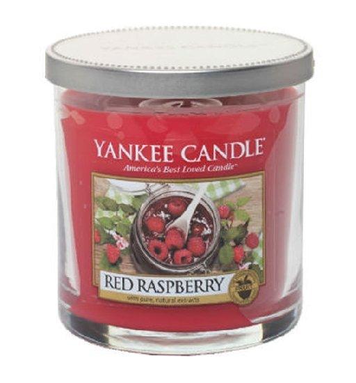Yankee Candle Červená malina 198g