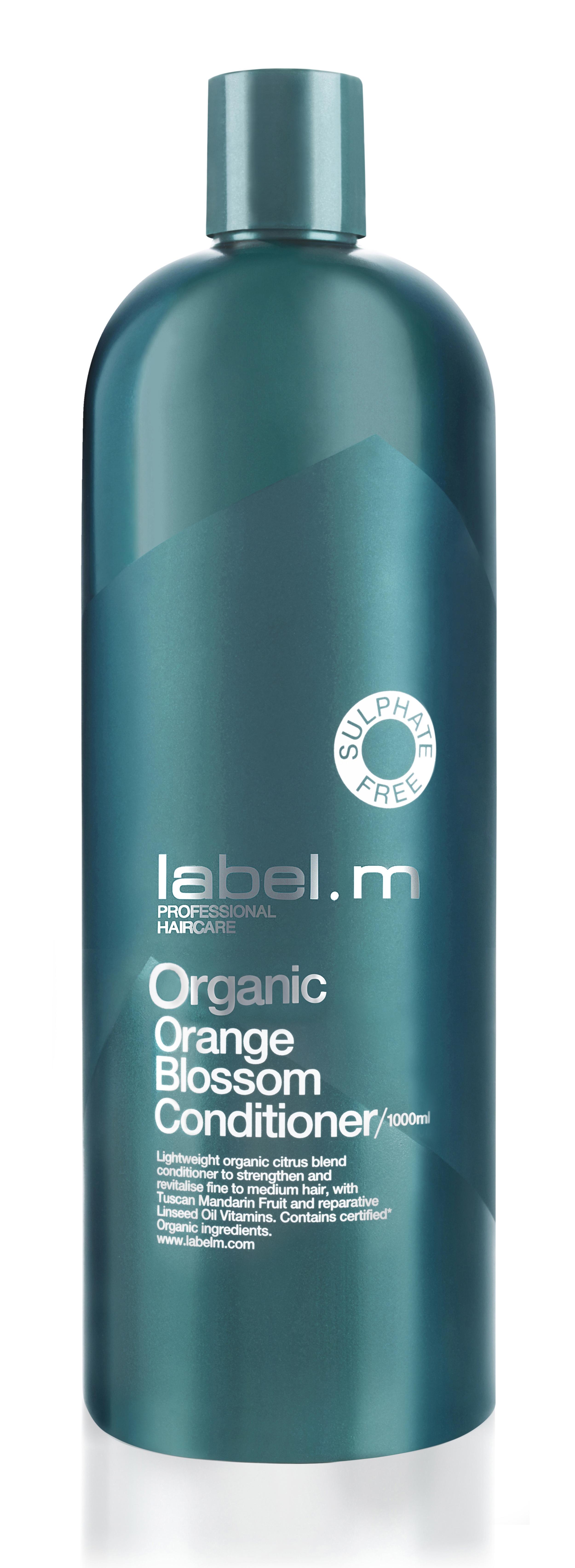 Organic Orange Blossom Conditioner 1000ml