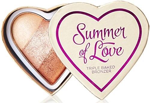 Makeup Revolution London I Love Makeup Summer Of Love Baked Bronzer