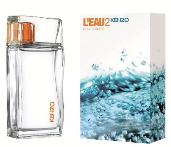Kenzo L´Eau Kenzo 2 toaletní voda pro muže 100 ml