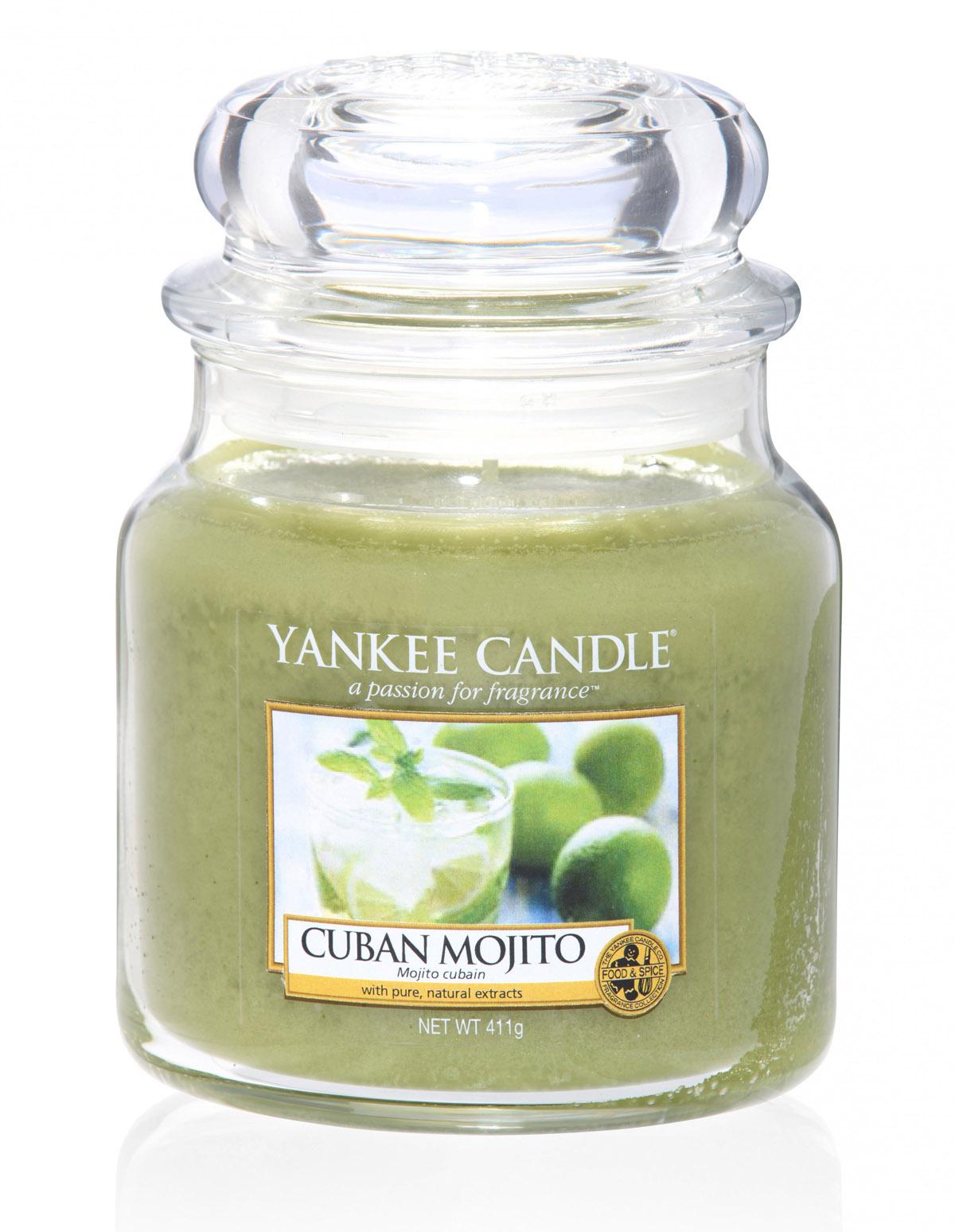 Yankee Candle Kubánské mojito 411g