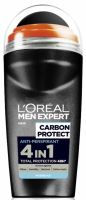L'Oréal Paris Men Expert Carbon Protect Anti-Perspirant Roll-On 50ml