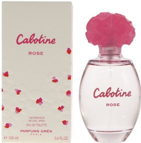 Gres Cabotine Rose Toaletní voda 100ml W