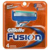 Gillette Fusion 4ks