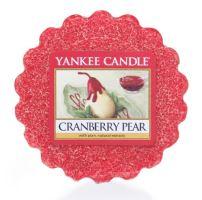 Yankee Candle vonný vosk 22g Cranberry Pear