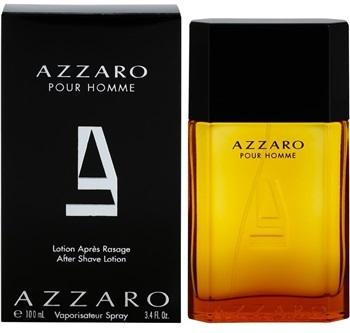 Azzaro Pour Homme After Shave Lotion M 100ml