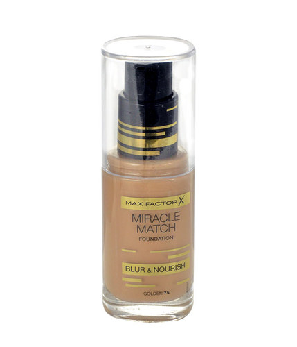Max Factor Miracle Match Foundation 30ml - 75 Golden