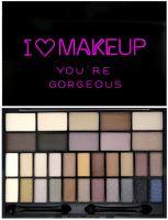 Makeup Revolution London I Love Makeup You're Gorgeous Palette 20g