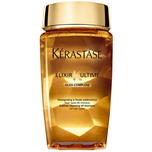 KERASTASE ELIXIR ULTIME Sublime Cleansing Oil Shampoo 250ml