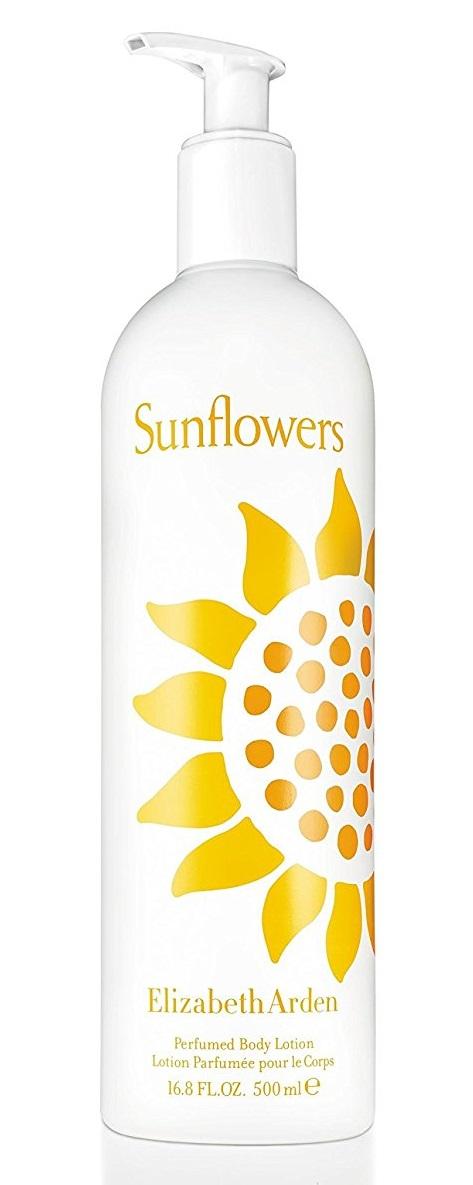 Elizabeth Arden Sunflowers Perfumed Body Lotion W 500ml