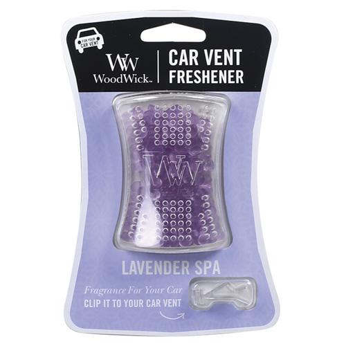 WoodWick Vůně do auta Lavender spa 10g