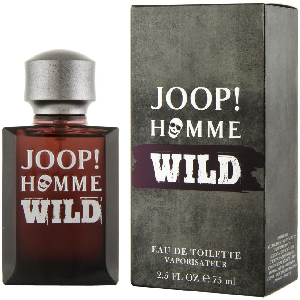 Joop Homme Wild Toaletní voda 75ml M
