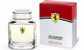 Ferrari Scuderia M EDT 125ml