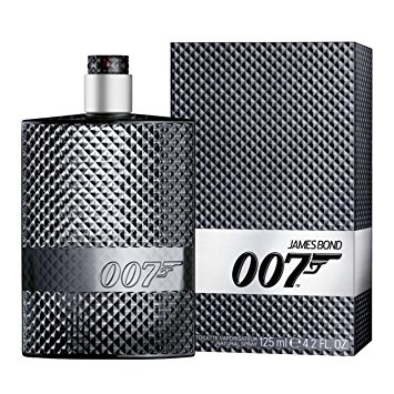 James Bond 007 EDT M125