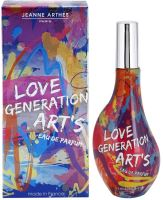 Jeanne Arthes Love Generation Art's W EDP 60ml